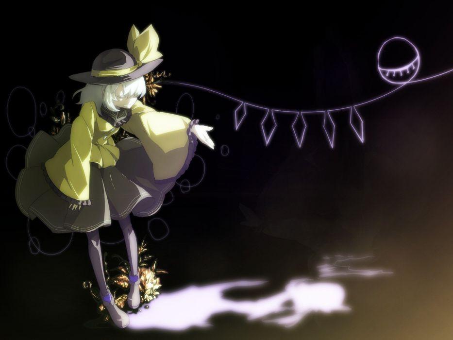 Touhou Flandre Scarlet Komeiji Koishi anime girls wallpaper