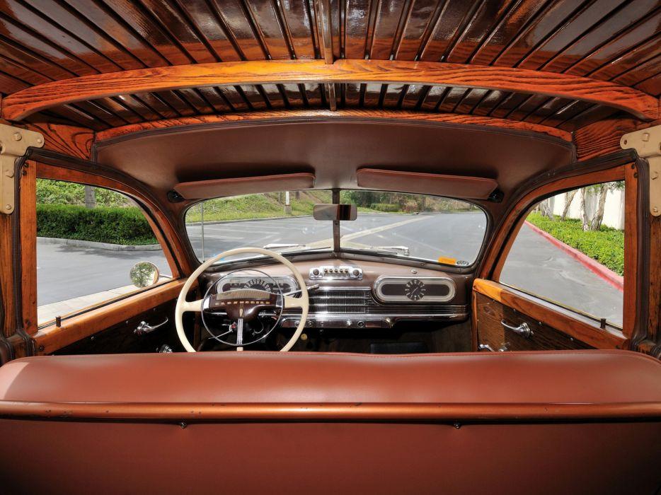 1947 Oldsmobile Special 66-68 StationWagon 3581 retro woody interior   h wallpaper