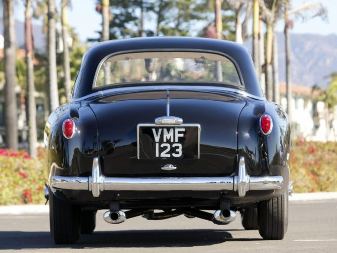 1953 Aston Martin DB24 Fixed Head Coupe Prototype by Mulliner LML-515 retro g wallpaper