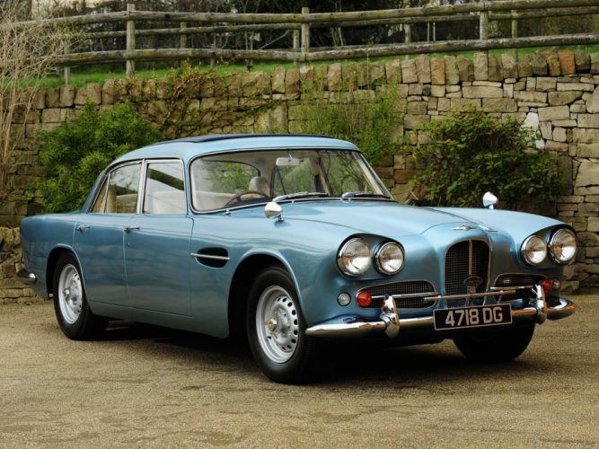 1961-64 Lagonda Rapide classic luxury n wallpaper