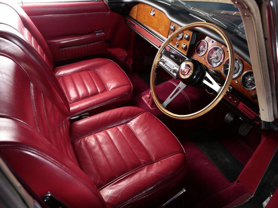 1961-64 Lagonda Rapide classic luxury interior   g wallpaper