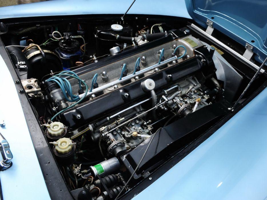 1961-64 Lagonda Rapide classic luxury engine     g wallpaper