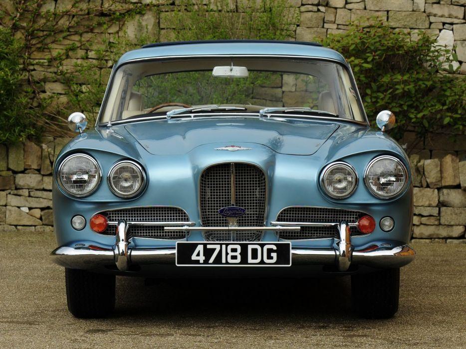 1961-64 Lagonda Rapide classic luxury u wallpaper