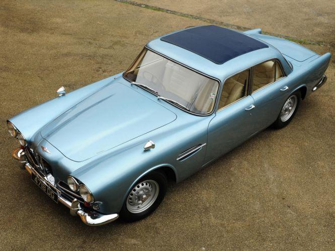1961-64 Lagonda Rapide classic luxury o wallpaper