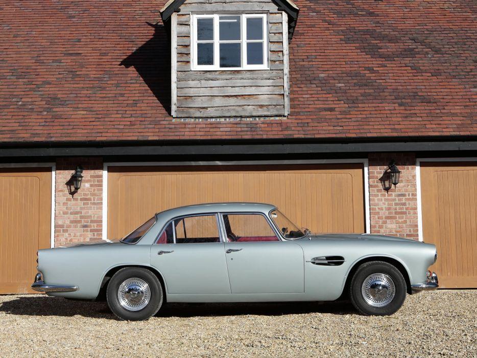 1961-64 Lagonda Rapide classic luxury  gj wallpaper