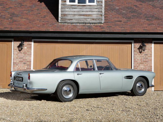 1961-64 Lagonda Rapide classic luxury g wallpaper
