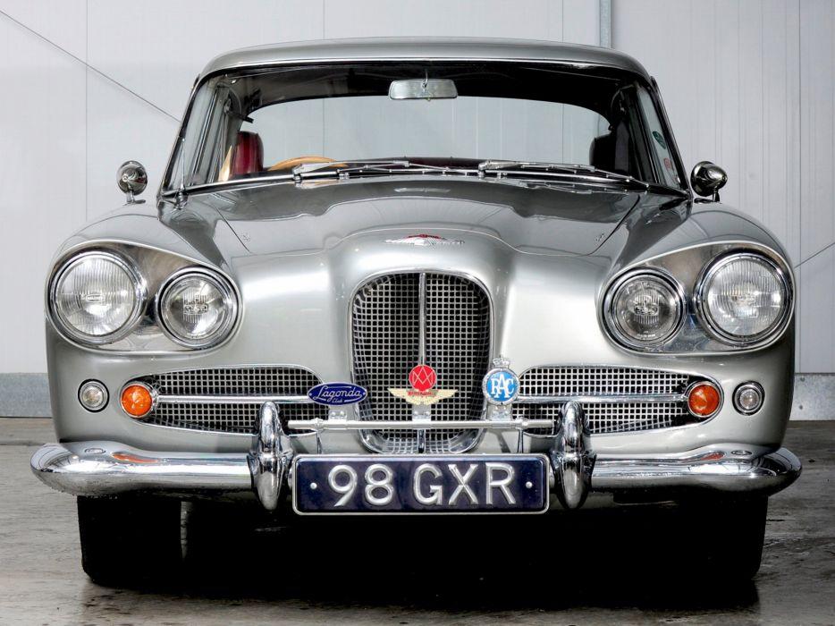 1961-64 Lagonda Rapide classic luxury      f wallpaper