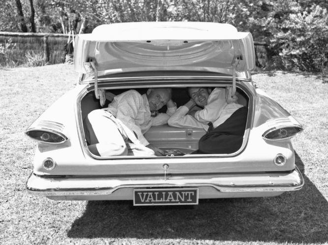 1962 Chrysler Valiant (RV1) classic f wallpaper