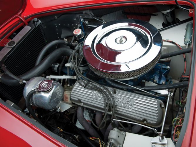 1962-63 Shelby Cobra 260 MkI supercar muscle classic engine h wallpaper