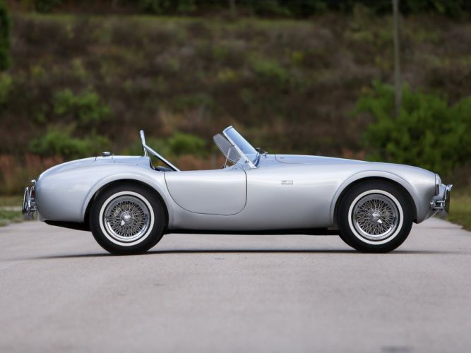 1962-63 Shelby Cobra 260 MkI supercar muscle classic gd wallpaper