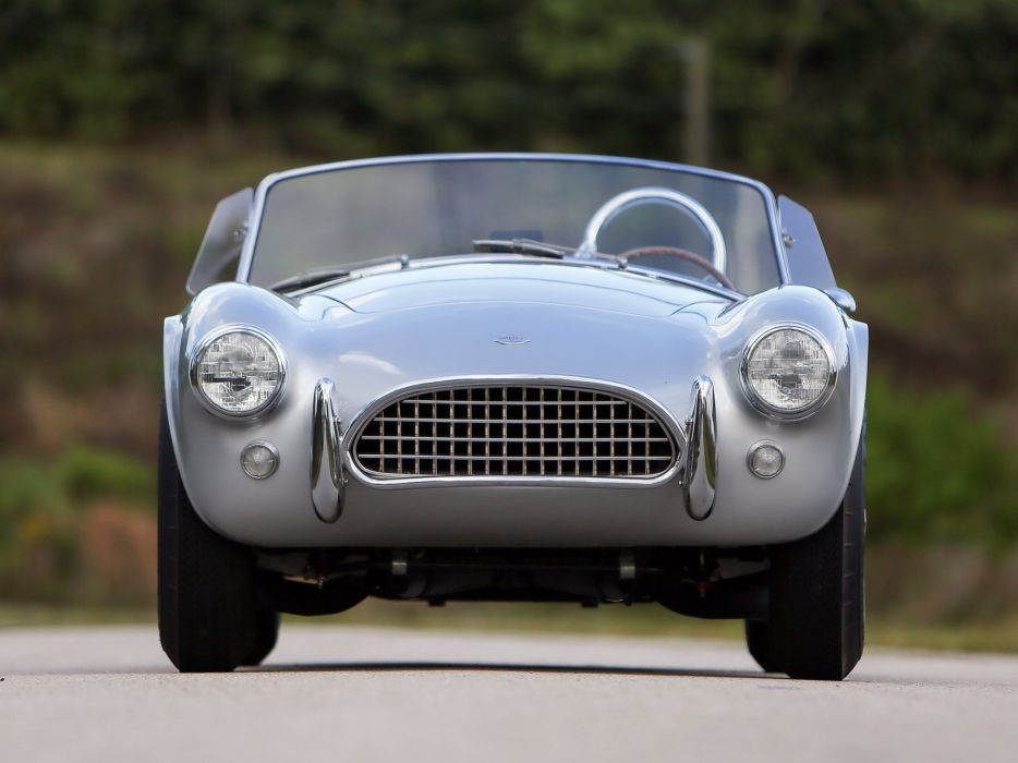 1962-63 Shelby Cobra 260 MkI supercar muscle classic      f wallpaper
