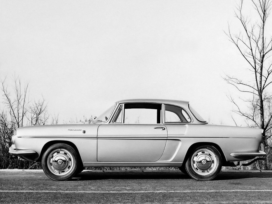 1964 Renault Caravelle 1100 Coupe classic       g wallpaper
