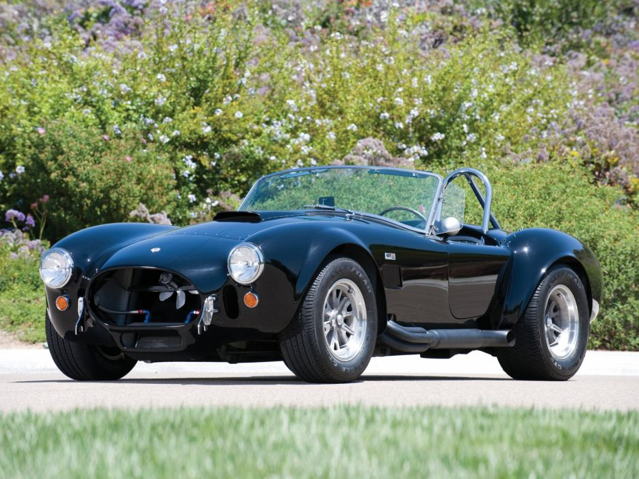 1965 Shelby Cobra 427 MkIII supercar hot rod rods muscle classic  y wallpaper