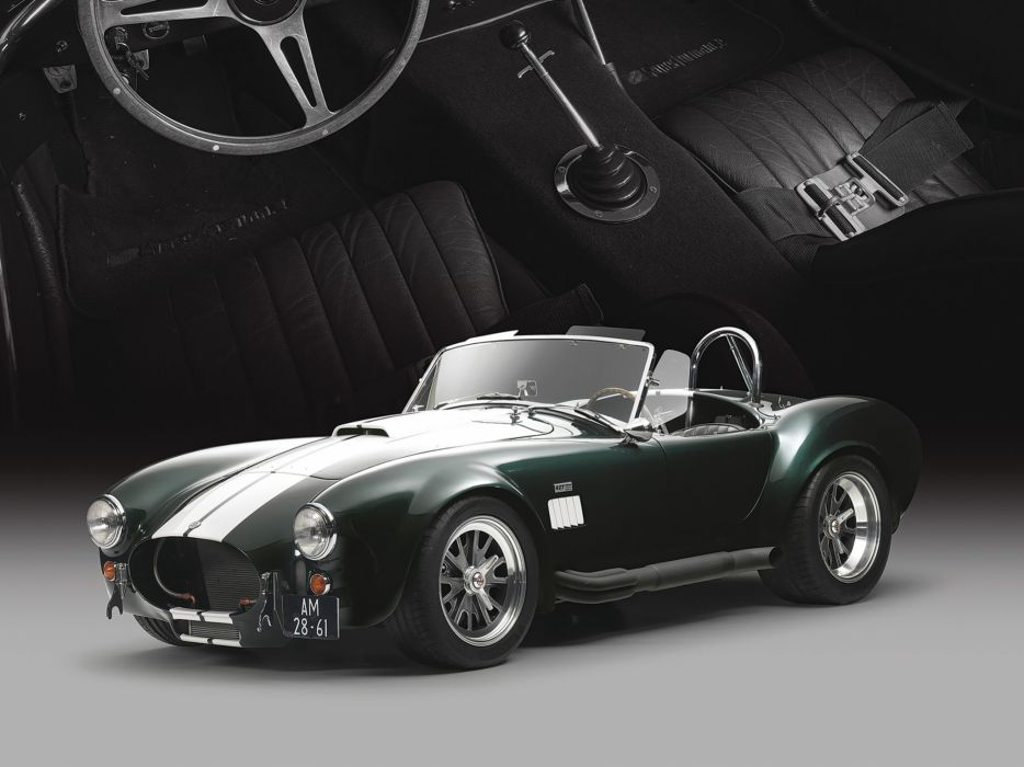1965 Shelby Cobra 427 MkIII supercar hot rod rods muscle classic    g wallpaper