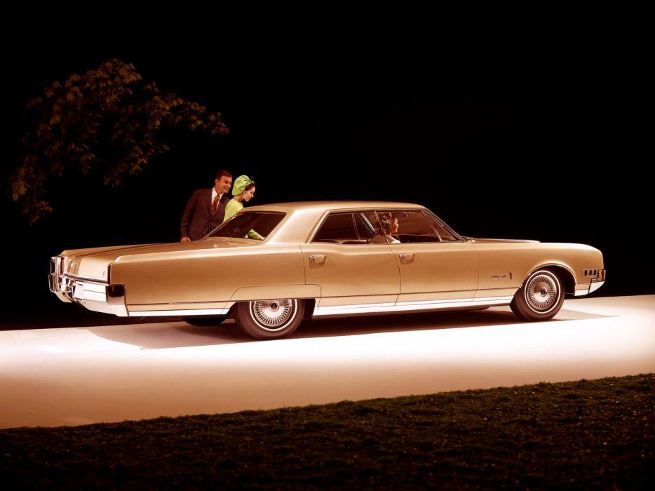 1966 Oldsmobile 9-8 Holiday Sedan (8439) luxury classic      g wallpaper