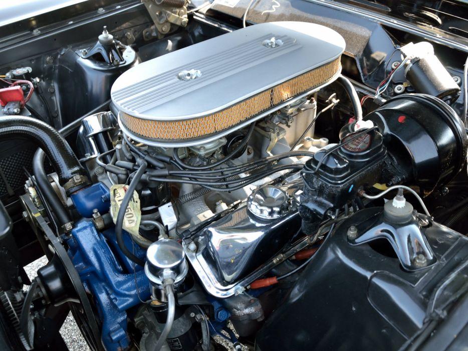 1967 Mercury Comet 202 2-door Sedan R-Code 427 425HP muscle classic engine       g wallpaper