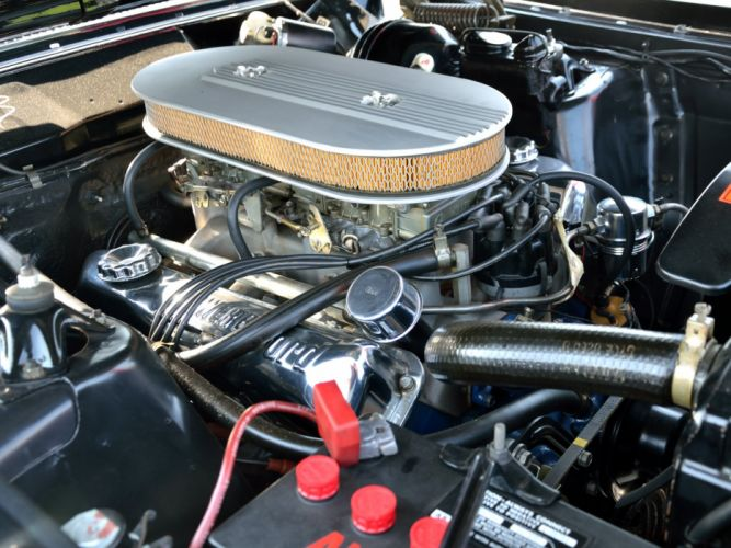 1967 Mercury Comet 202 2-door Sedan R-Code 427 425HP muscle classic engine h wallpaper