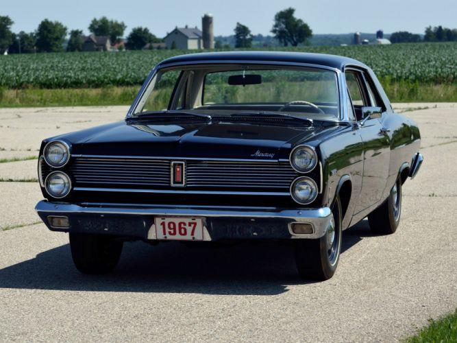 1967 Mercury Comet 202 2-door Sedan R-Code 427 425HP muscle classic h wallpaper