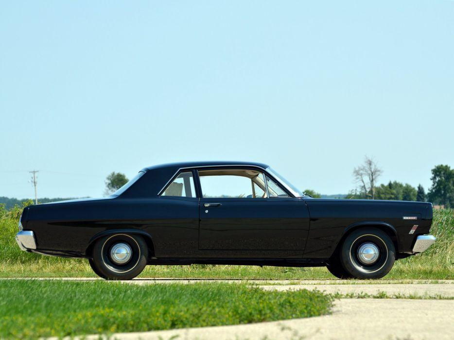 1967 Mercury Comet 202 2-door Sedan R-Code 427 425HP muscle classic   f wallpaper