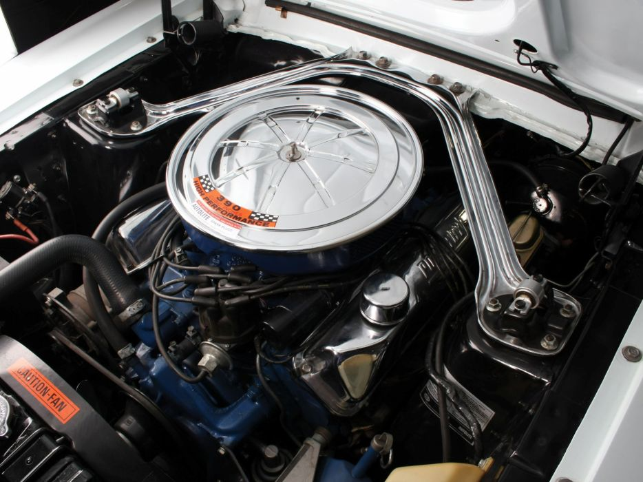 1968 Ford Mustang G-T Hardtop muscle classic engine      g wallpaper