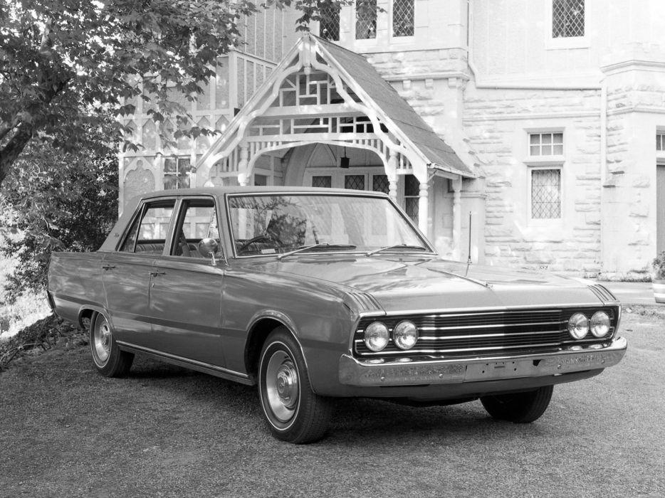 1969 Chrysler Valiant VIP (V-F) classic    f wallpaper