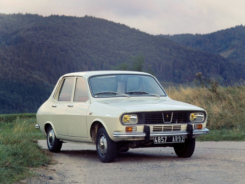 1969 Renault 1-2 T-L classic       f wallpaper