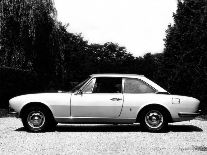 1969-74 Peugeot 504 Coupe classic r wallpaper