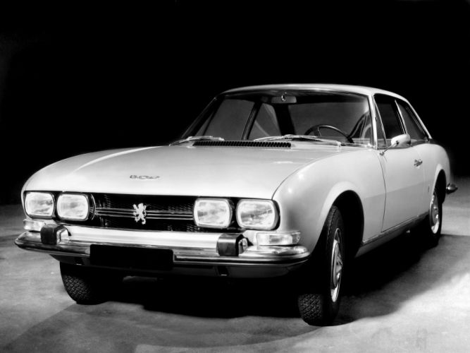1969-74 Peugeot 504 Coupe classic h wallpaper