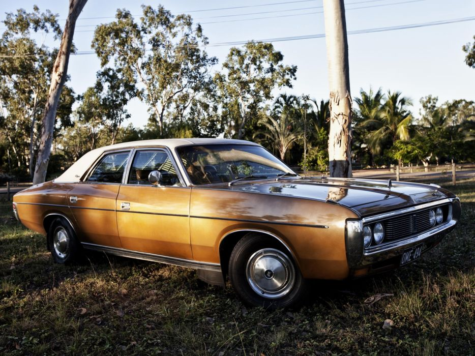 1971 Chrysler Sedan (C-H) classic  d wallpaper