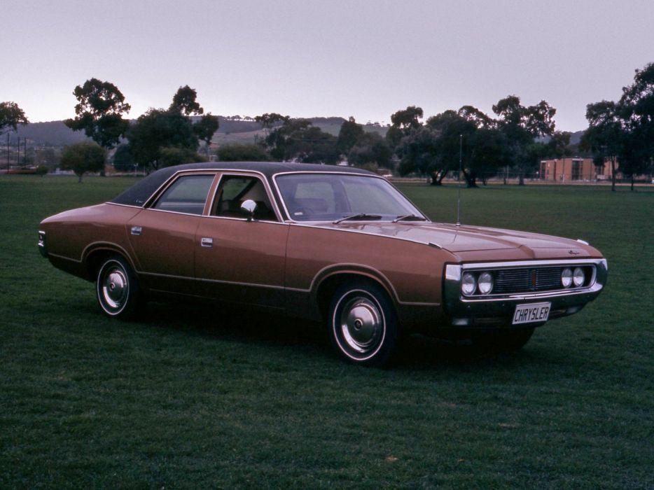 1971 Chrysler Sedan (C-H) classic      f wallpaper