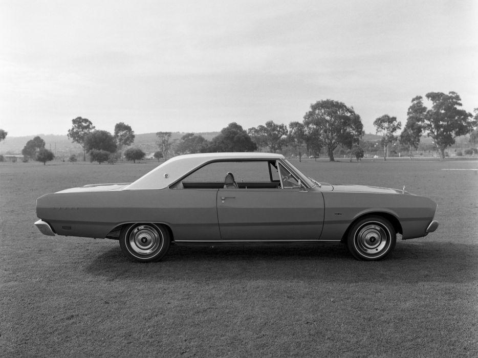 1970 Chrysler Valiant Regal (V-G) muscle classic     f wallpaper