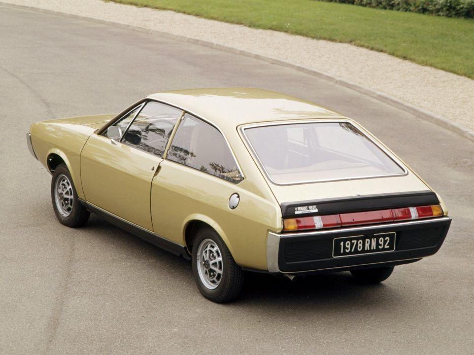 1978 Renault 1-5 GTL  g wallpaper