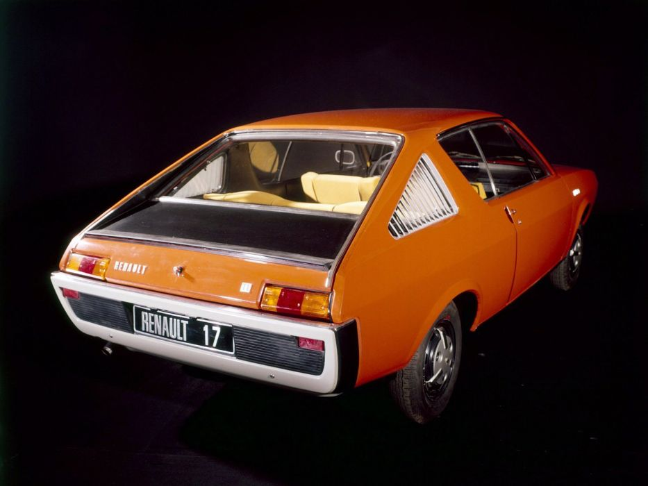 1976 Renault 1-7        f wallpaper