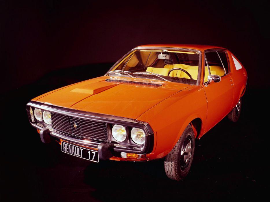 1976 Renault 1-7  g wallpaper