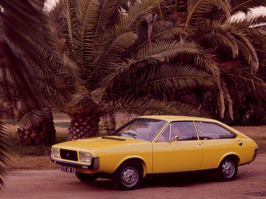 1976 Renault 1-5 GTL        g wallpaper