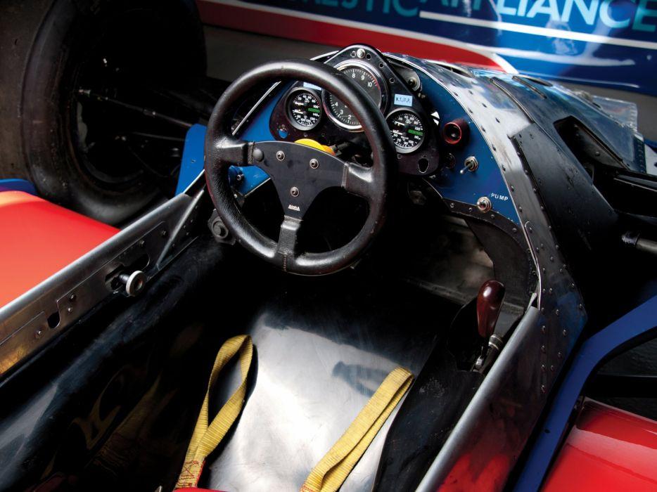 1980-81 Tyrrell 010 formula f-1 race racing interior  f wallpaper