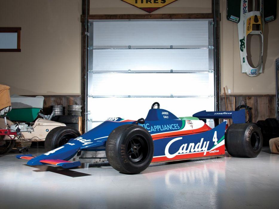 1980-81 Tyrrell 010 formula f-1 race racing f wallpaper
