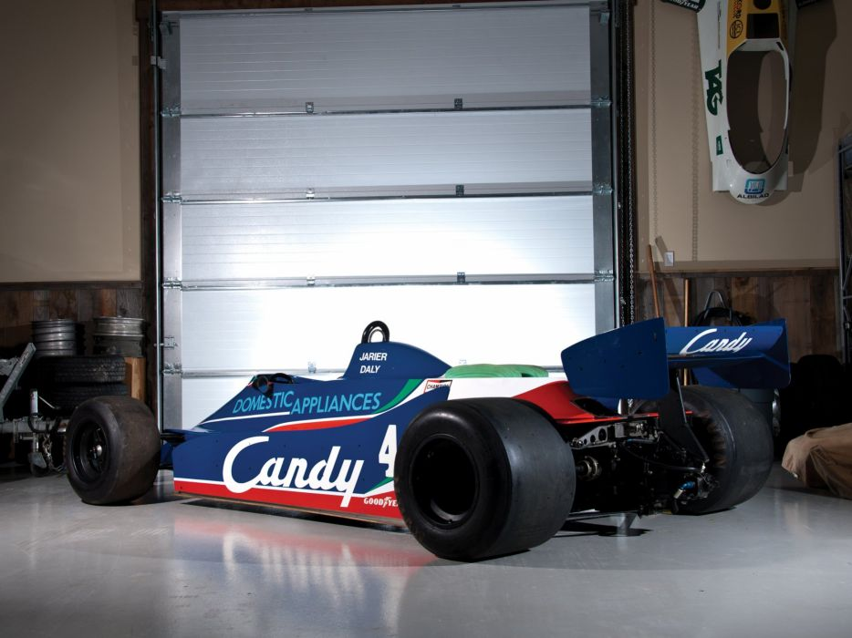 1980-81 Tyrrell 010 formula f-1 race racing  g wallpaper