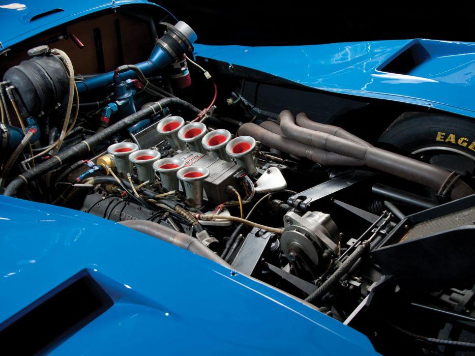 1982 Mirage M12 Group-C Sports Prototype le-mans race racing engine    h wallpaper