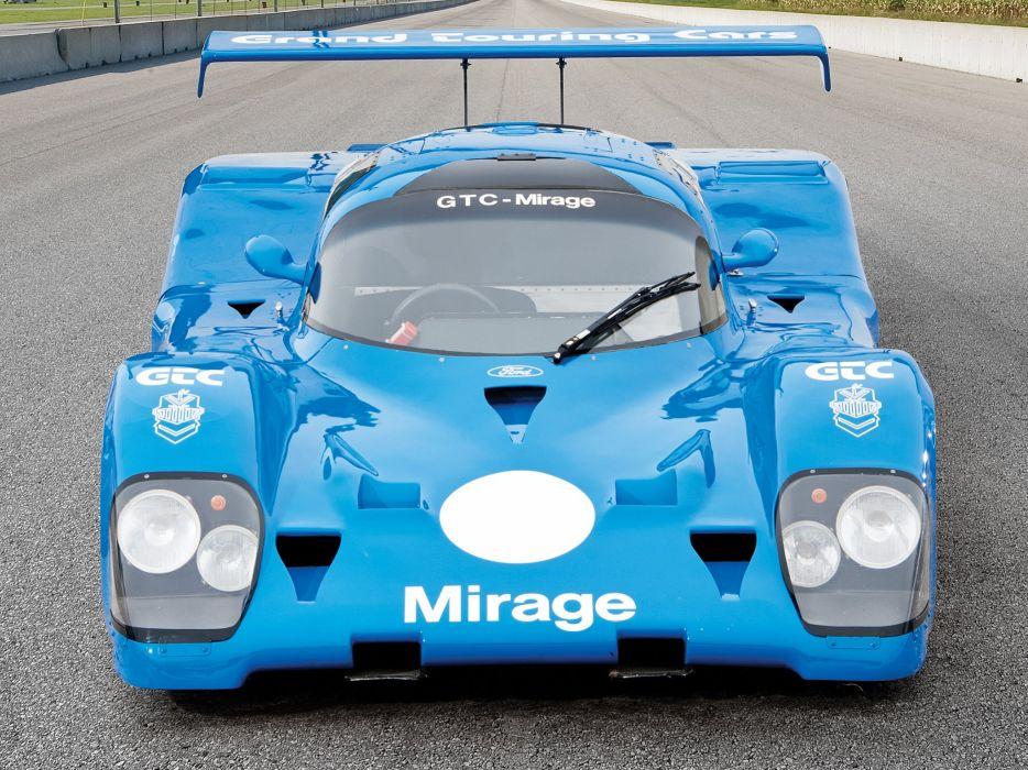 1982 Mirage M12 Group-C Sports Prototype le-mans race racing   g wallpaper