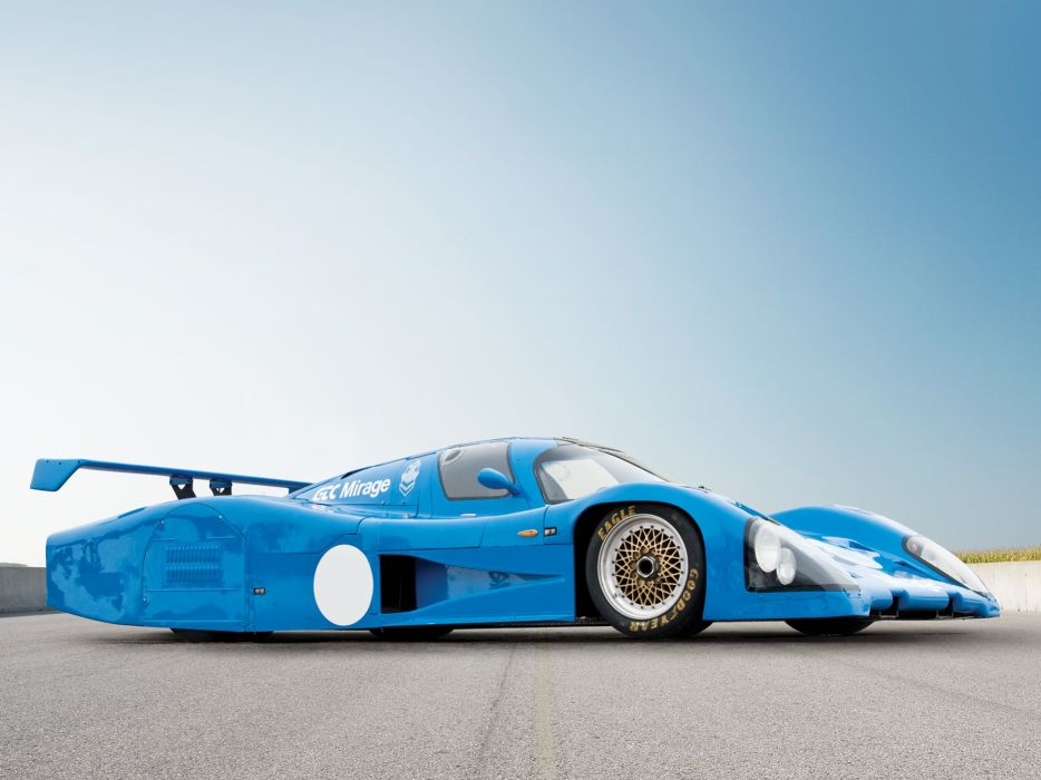 1982 Mirage M12 Group-C Sports Prototype le-mans race racing  h wallpaper