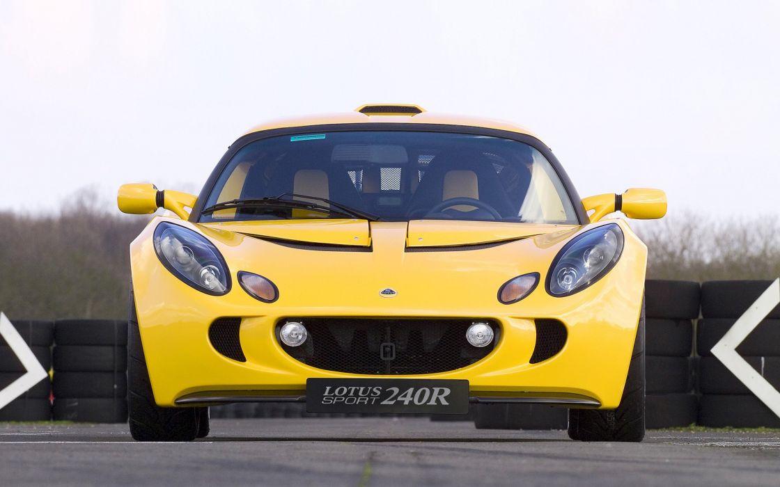 2005 Lotus Exige Sport 240R supercar   fd wallpaper