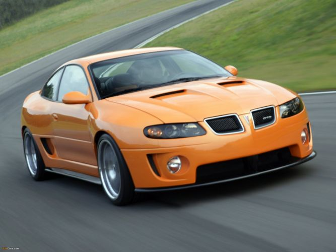 2004 Pontiac GTO Ram Air c wallpaper