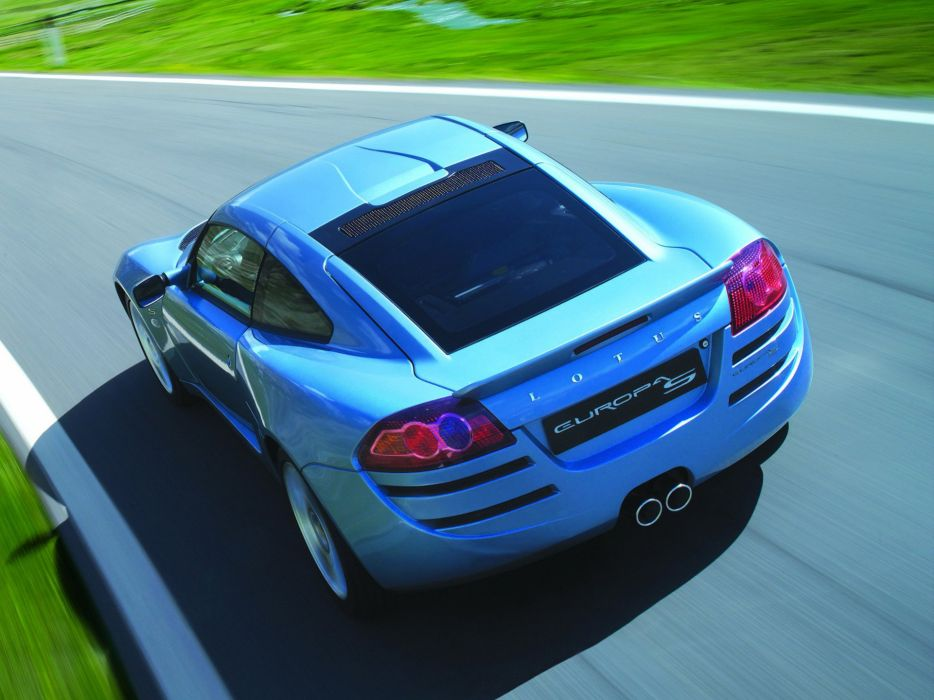 2006 Lotus Europa S supercar  g wallpaper