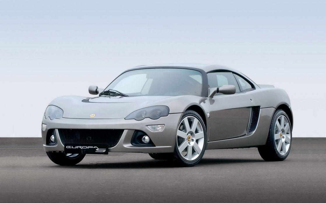 2006 Lotus Europa S supercar  f wallpaper