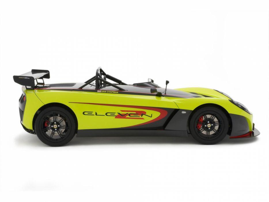 2008 Lotus 2-Eleven race racing supercar  f wallpaper