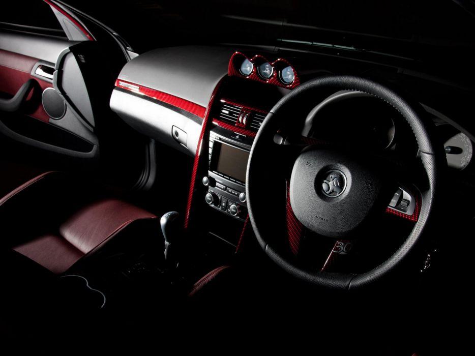 2010 Holden Commodore V-C Retro HDT (V-E) interior    g wallpaper