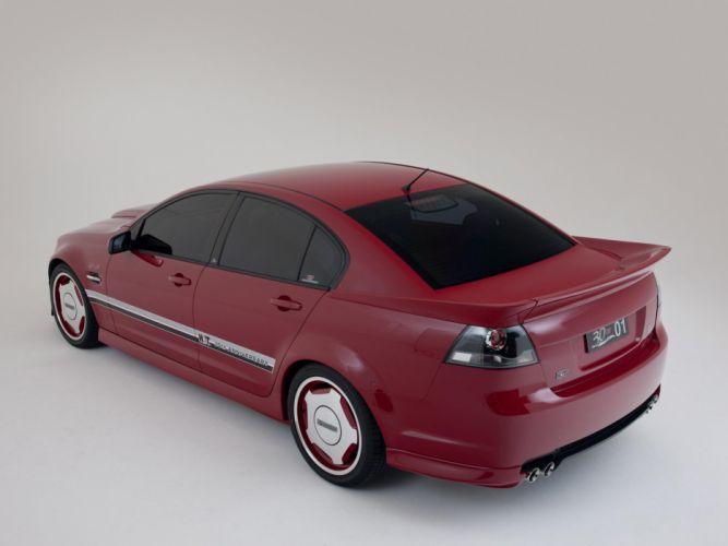 2010 Holden Commodore V-C Retro HDT (V-E) f wallpaper