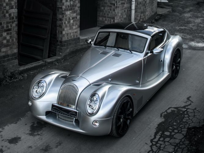 2010 Morgan Aero Super Sports supercar v wallpaper