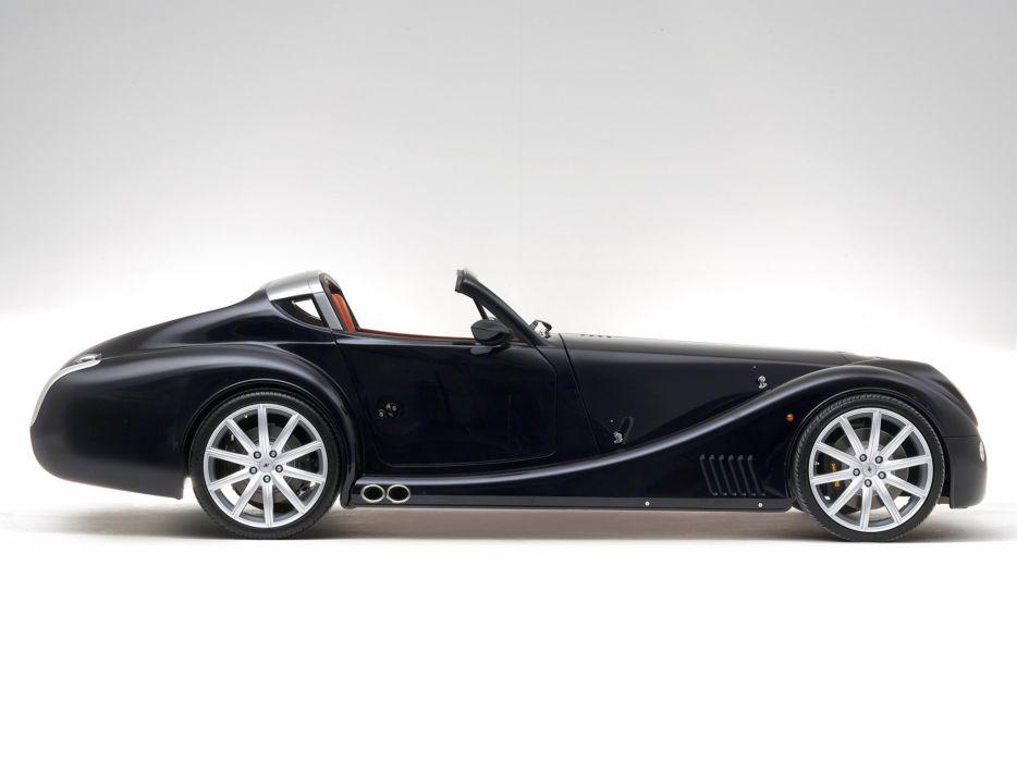 2010 Morgan Aero Super Sports supercar   da wallpaper